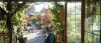 wyjątkowy dom jesień