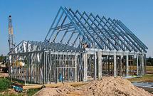 Dom szkieletowy - czy warto wybrać projekt domu w technologii lekkiego szkieletu stalowego?