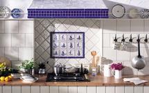 Płytki nad blatem kuchennym ciągle modne. 12 nowoczesnych i tradycyjnych wzorów płytek kuchennych