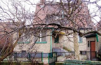 Dom przed przebudową
