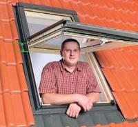 Okno dachowe FTT U8 Thermo energooszczędność w pakiecie