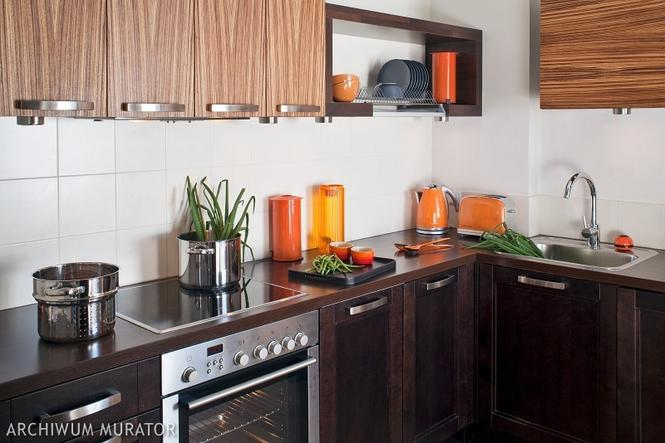 Ergonomia kuchni, czyli jak urządzić funkcjonalną kuchnię, zgodnie z zasadą t   -> Funkcjonalna Kuchnia Zdjecia