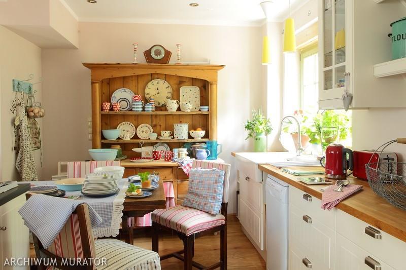 Galeria zdjęć  Otwarte półki kuchenne  zobacz, jak