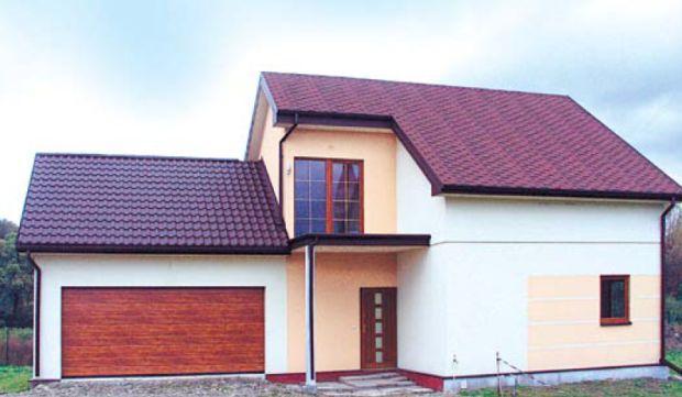 Dom z płyt SIP