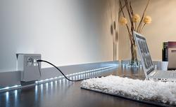 Jak pomysłowo poprowadzić instalację elektryczną w biurach i obiektach użyteczności publicznej?