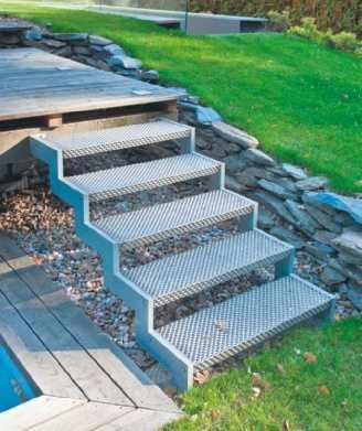 Schody prefabrykowane z betonu