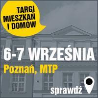 Jesienne Targi Mieszkań i Domów w Poznaniu