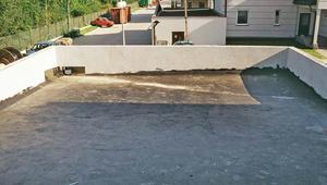 Suchy stropodach. Odwodnienie dachu płaskiego