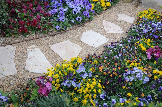 Pomysły na ścieżki ogrodowe