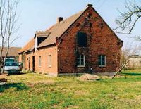 Stara chata przed remontem