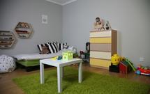 Malowanie mebli w pokoju dziecięcym, czyli jak rozweselić sypialnię malucha