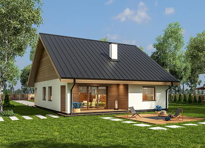 Projekt domu Miarodajny II