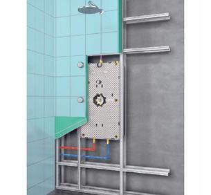 Bateria podtynkowa do prysznica - sposób podłączenia