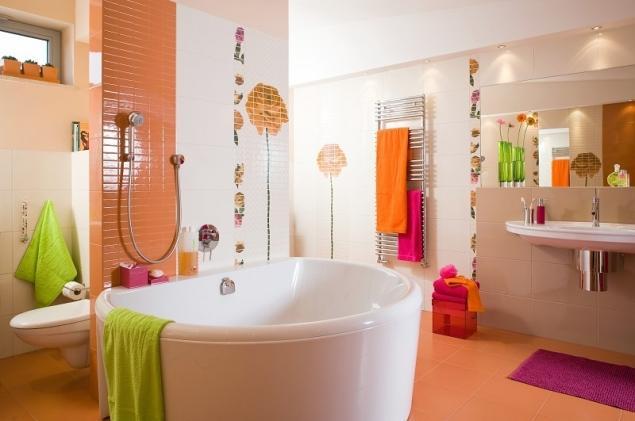 Jakie płytki do łazienki? Łazienka w barwach stonowanych czy intensywnych...