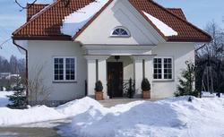 Kable grzewcze: tak ochronisz dom przed śniegiem?