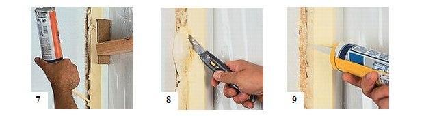Montaż drzwi wejściowych