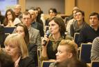 <p>Pytania dotyczące rozwiązań proponowanych w projektach konkursowych zadawali też architekci.</p>